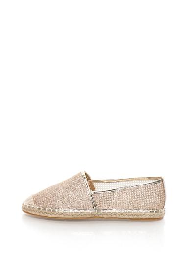 Xti Espadrilles cipő csillámos hatással női