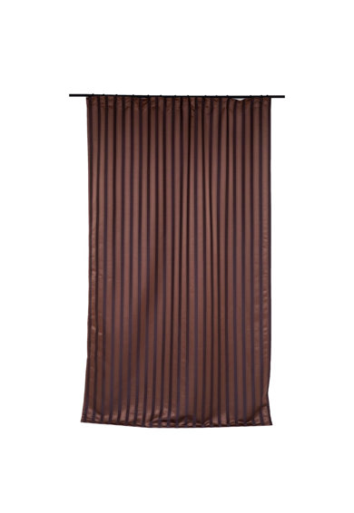 Mendola Home Textiles Draperie Trendy  140x245 cm, maro dungi Femei