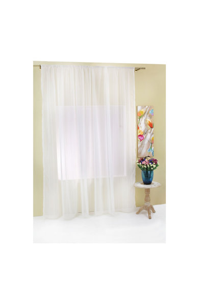 Mendola Home Textiles Perdea Analia  300x245 cm, alb Femei