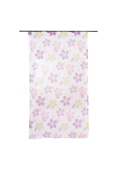 Mendola Home Textiles Perdea Silan  300x260 cm, mov Femei