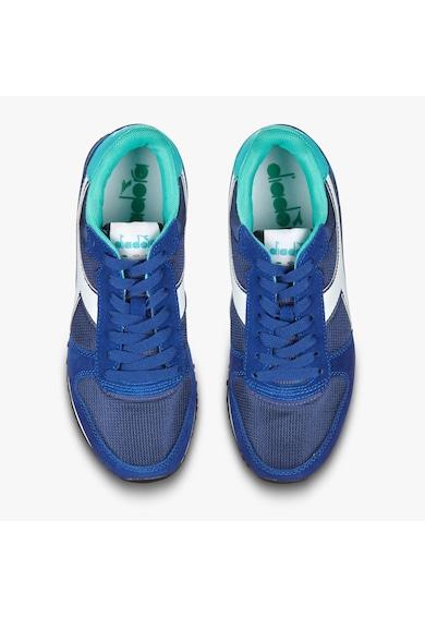 Diadora Malone nyersbőr cipő textilbetétekkel női