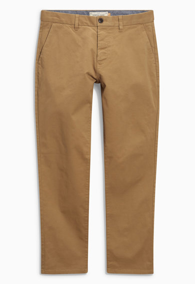NEXT Панталон чино с права кройка Мъже