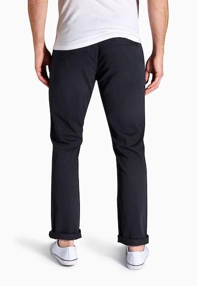 NEXT Pantaloni chino skinny bleumarin Barbati