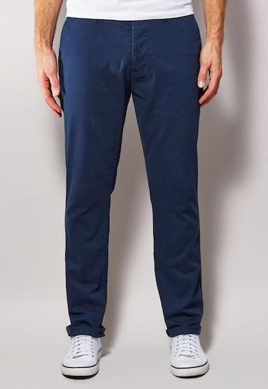 NEXT Pantaloni chino skinny albastru inchis Barbati