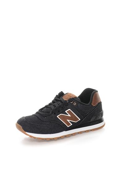New Balance Спортни обувки 574 от деним Мъже