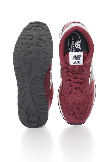 500 Bordó Cipő - New Balance (NBGM500RWN) 028cec62dd
