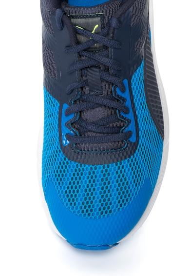 Puma Pantofi sport in nuante de albastru Propel Barbati