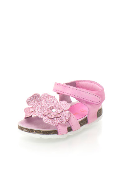 Zee Lane Sandale roz cu aplicatie florala Ariel Fete