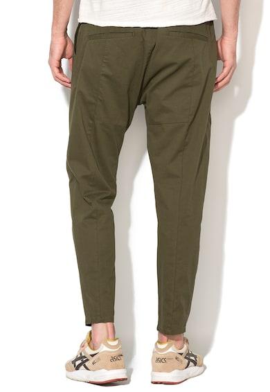 Zee Lane Denim Панталон в каки над глезена със стеснен крачол Мъже