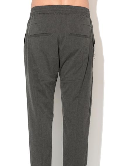 Zee Lane Denim Тъмносив панталон със стеснен крачол Мъже