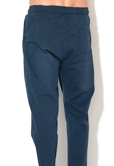 Zee Lane Denim Pantaloni jogger crop albastru inchis Barbati