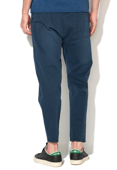 Zee Lane Denim Тъмносин панталон с ниско дъно Мъже