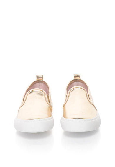 Gioseppo Детски златисти обувки без връзки Момичета