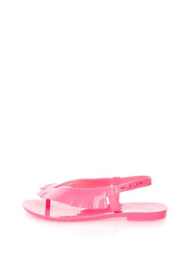 Melissa Гумени сандали с разделителна каишка Жени