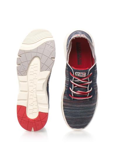 Napapijri Спортни обувки в тъмносиньо и червено Мъже