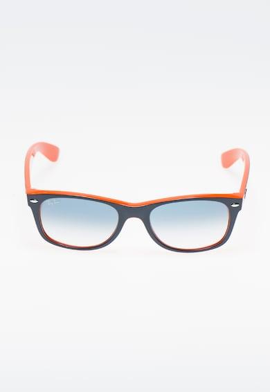 Ray-Ban Слънчеви очила в тъмносиньо и яркооранжево Мъже