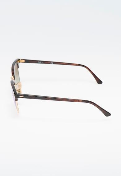 Ray-Ban Унисекс слънчеви очила в нюанси на тъмнокафяво Жени