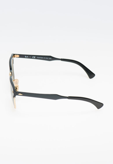 Ray-Ban Unisex Fekete & Aranyszín Polarizált Napszemüveg női