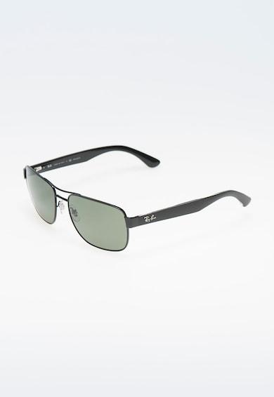 Fekete Polarizált Napszemüveg - Ray-Ban (RB3530-002-9A) 16e5bf688d