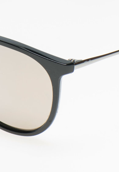 Ray-Ban Слънчеви очила в черно и сребристо Жени