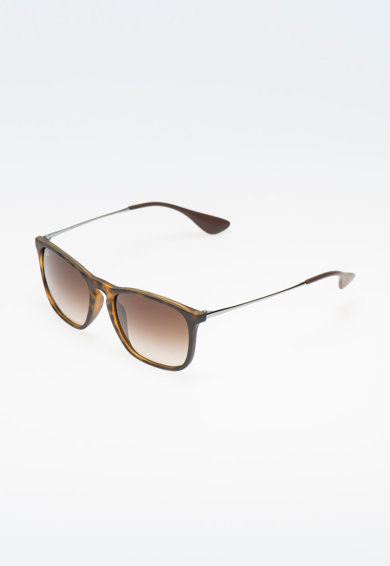 Ray-Ban Унисекс слънчеви очила в кафяви нюанси Жени