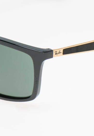 Ray-Ban Слънчеви очила в черно и златисто Мъже