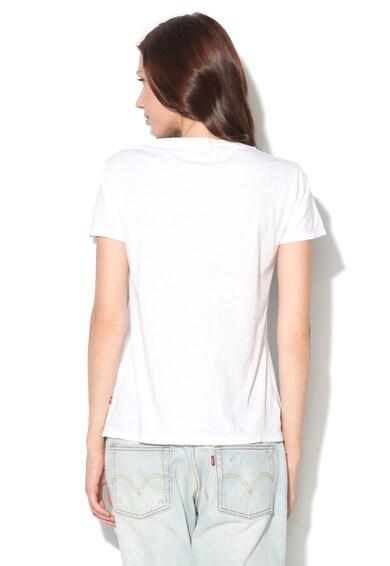 Levi's Бяла тениска с лого Жени