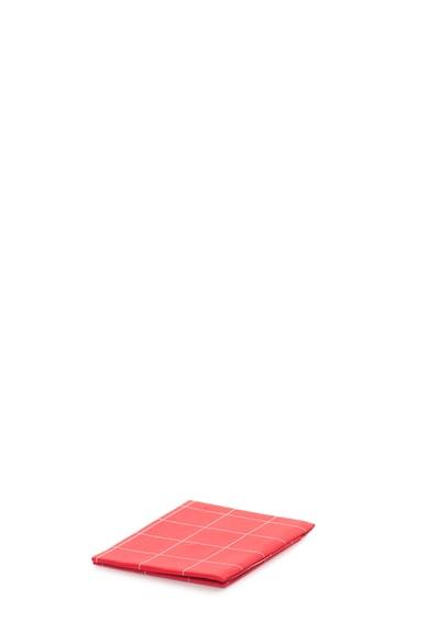 Olivier Desforges Карирана калъфка за дълга възглавница 85X210 Жени