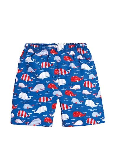 JoJo Maman Bebe Детски сини плувни шорти Момчета