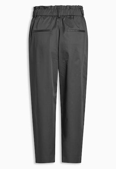 NEXT Pantaloni crop gri inchis Femei