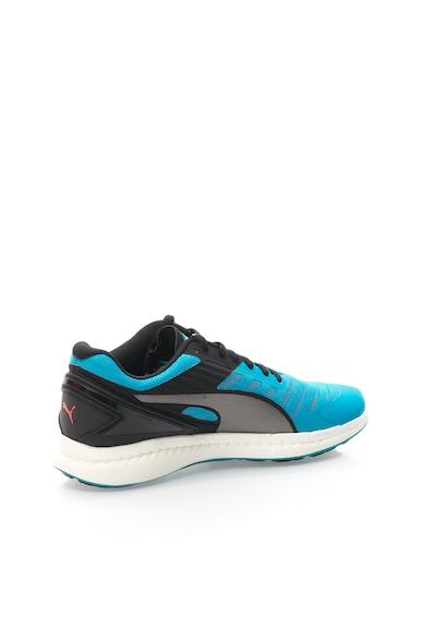 Puma Pantofi sport turcoaz cu negru Ignite V2 Barbati