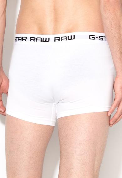 G-Star RAW Fekete&Fehér Boxer Szett - 3 db férfi