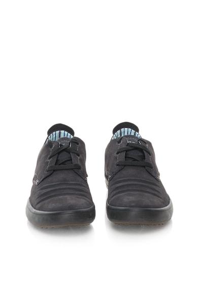 CAT Тъмносини велурени обувки Мъже