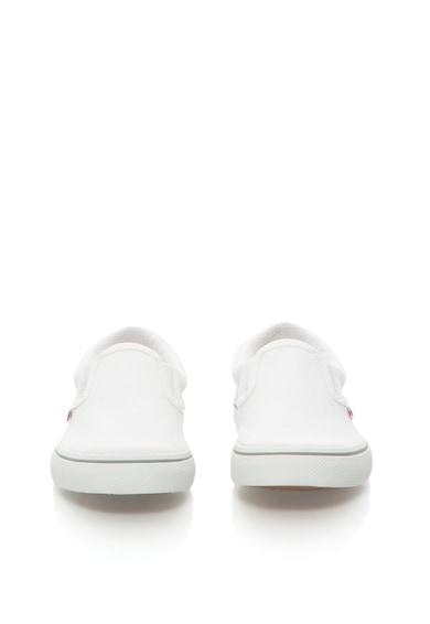Superga Детски бели обувки без връзки Момчета