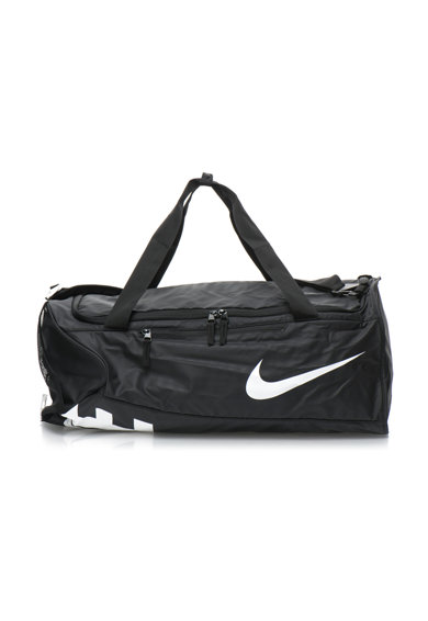 Nike Черна конвертируема спортна чанта Мъже