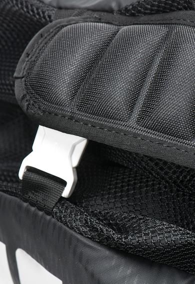Nike Geanta sport  Alpha, Black/White Barbati