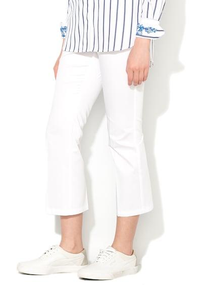 Pennyblack Бял панталон над глезена Жени
