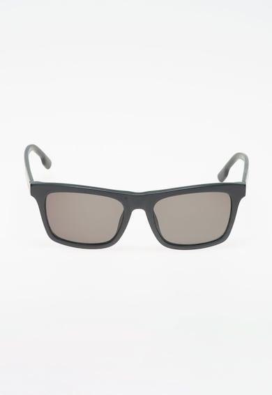 Diesel Унисекс черни слънчеви очила Жени