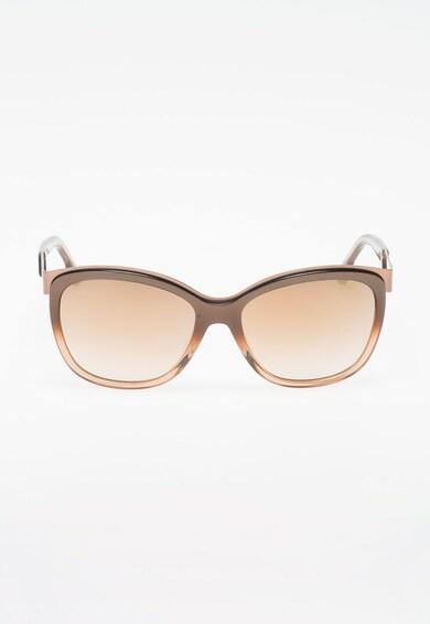 Diesel Слънчеви очила в кафяви нюанси Жени