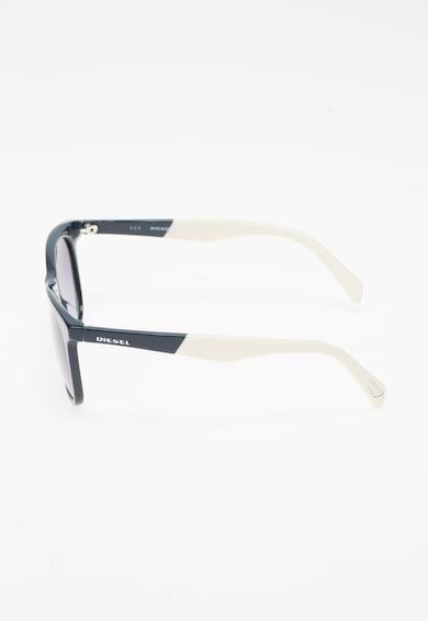 Diesel Unisex Tengerészkék & Csontszín Napszemüveg női