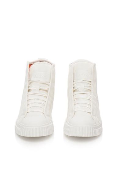 G-Star Raw Pantofi sport inalti albi Scuba Femei