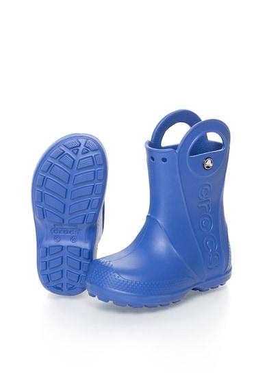 Crocs Cizme scurte albastre de ploaie Handle It Fete