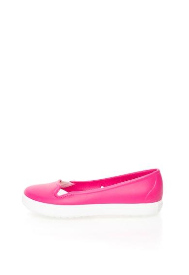 Crocs Balerini roz bombon Femei