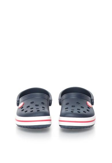 Crocs Saboti slingback usori bleumarin cu alb Crocband™ Fete