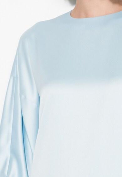 Zee Lane Collection Светлосиня дълга рокля с ръкави буфан Жени