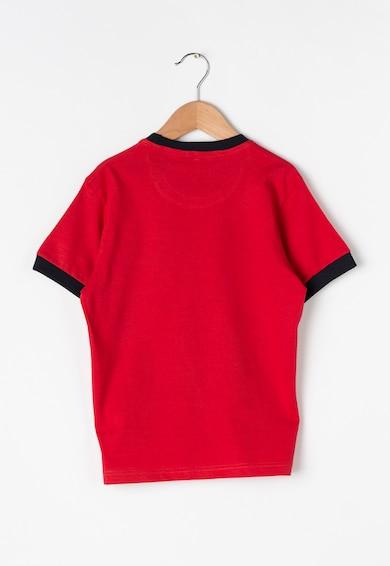 Zee Lane Kids Детска тениска в тъмносиньо и червено с щампа Момчета