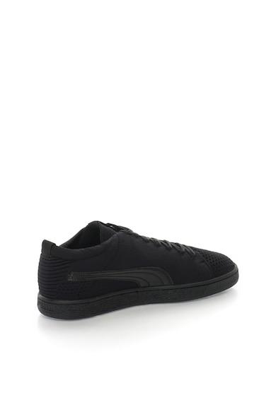 Puma Черни спортни обувки Basket EvoKnit Мъже