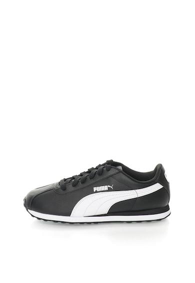 Puma Спортни обувки Turin от еко кожа с лого Мъже