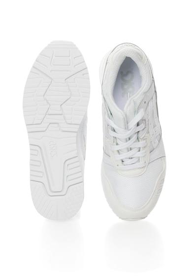 Asics Unisex Gel Lyte III Fehér Sportcipő Bőrrel férfi