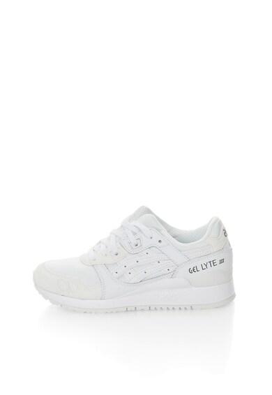 Asics Унисекс бели спортни обувки Gel Lyte III Жени